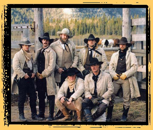 The Bad Boys of Boundary Ranch - Gunfighters