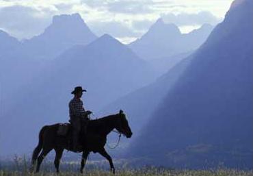 Riding along a Ridge