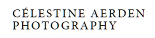Celestine Aerden Photography Logo
