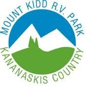 Mount Kidd RV Park Logo