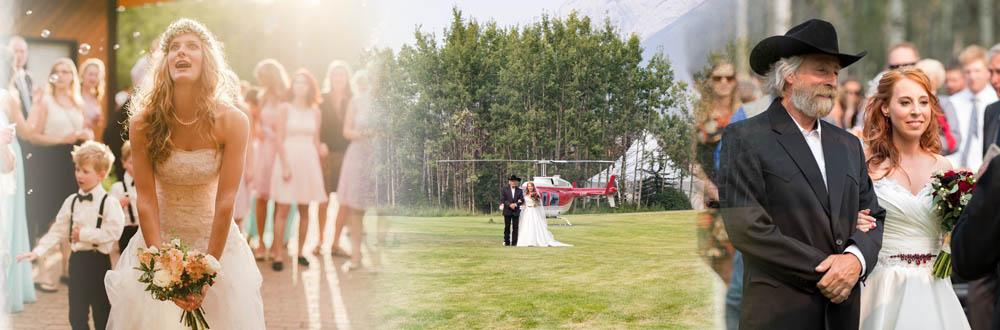 Weddings at boundary Ranch