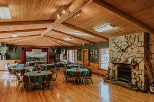 Elkhorn Hall Interior